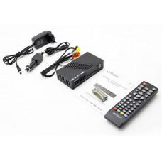 Цифровой тюнер  Eplutus DVB-T2/C