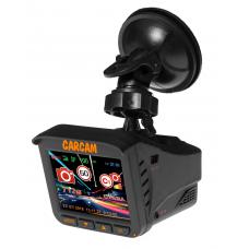 Видеорегистратор с радар-детектором CARCAM COMBO 5S