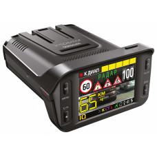 Видеорегистратор с радар-детектором INSPECTOR BARRACUDA