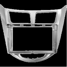 "Рамка Hyundai Solaris 1 2010-2016 9"""