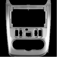 "Рамка Renault Sandero 1/ Logan 1 2010-2015 9"""