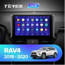 """Teyes  Toyota Rav4 2018-2020 XA50  10.2"""""""